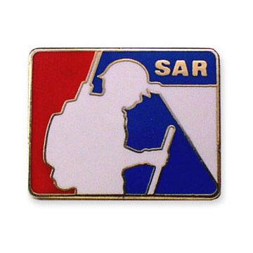 Lapel Pin: SAR Hiker