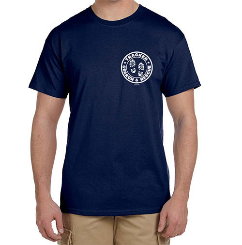 Short Sleeve T-Shirt (Dri-Wear): SAR Tracker