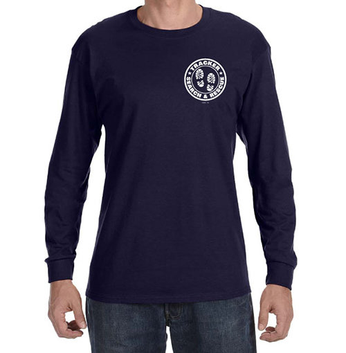Long Sleeve T-Shirt: SAR Tracker
