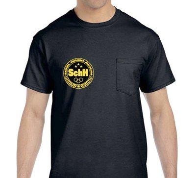 Short Sleeve T-Shirt: SchH K-9 Olympiad