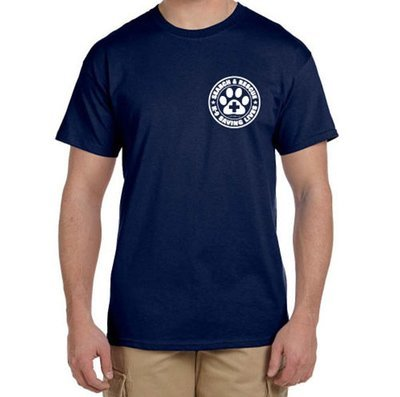 Short Sleeve T-Shirt (Dri-Wear): SAR K-9 All Breed