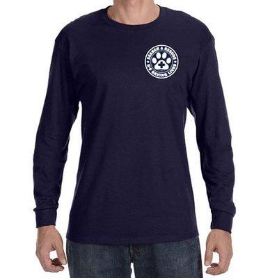 Long Sleeve T-Shirt: SAR K-9 All Breed
