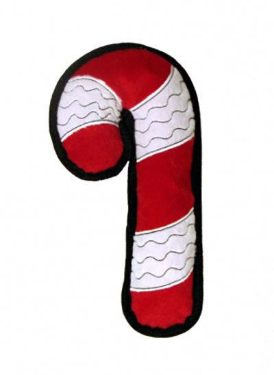 Dog Toy: Tuff Ones™ Candy Cane