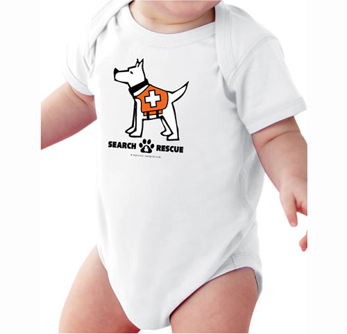 Infant Bodysuit: Man's Best Friend