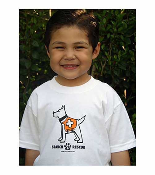 Toddler T-Shirt: Man's Best Friend