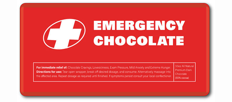 Emergency Candy Bar