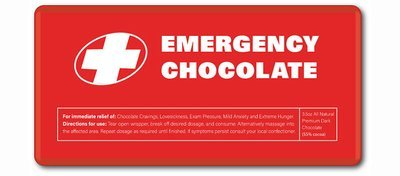 Emergency Candy Bar