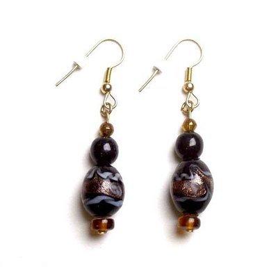 Earrings: Bohemian Swirl