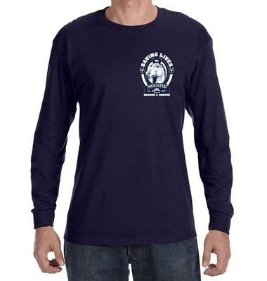 Long Sleeve T-Shirt: MSAR