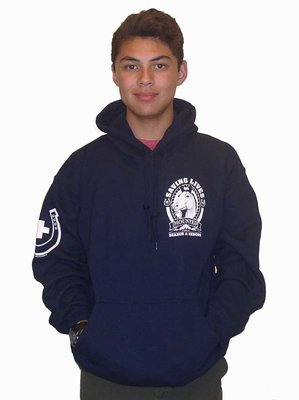 Hooded Sweatshirt: MSAR