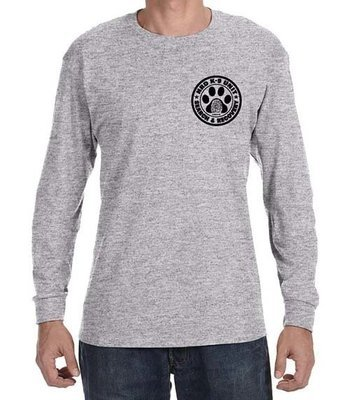 Long Sleeve T-Shirt (Dri-Wear): HRD K-9 UNIT