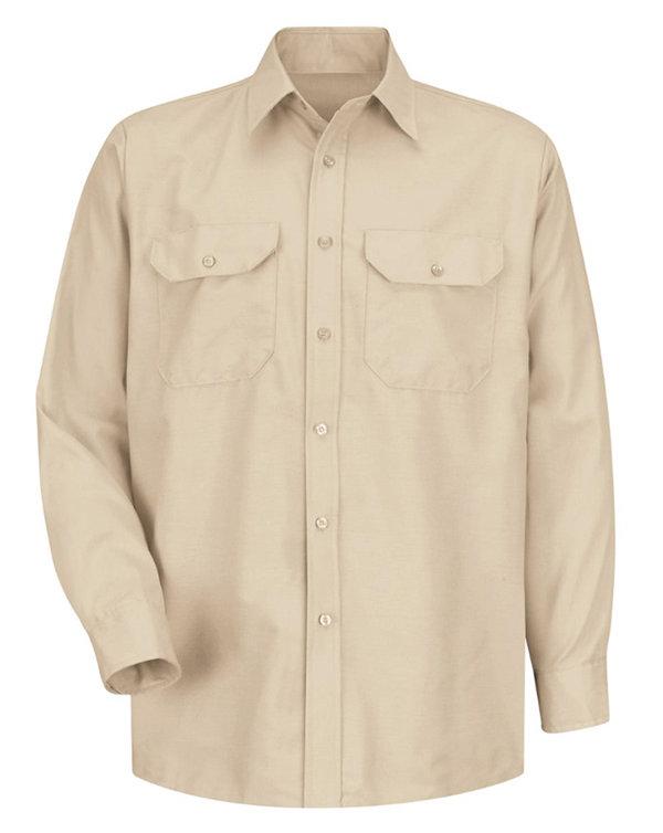 Red Kap® Dress Uniform Long Sleeve Shirt