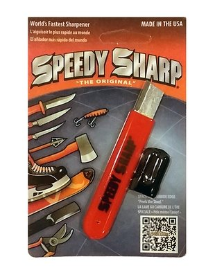 Knife Sharpener: Speedy Sharp™