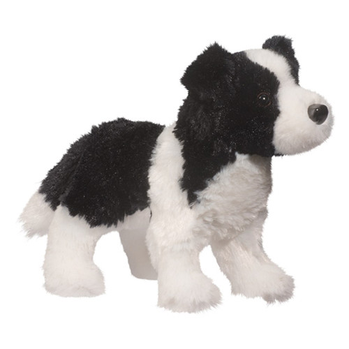 Plush K-9: Border Collie