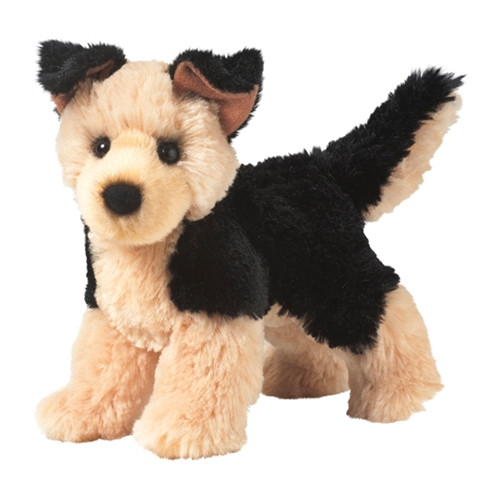 Plush K-9: German Shepherd