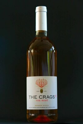 The Crags Rosé - Shiraz/Pinot Noir 2018