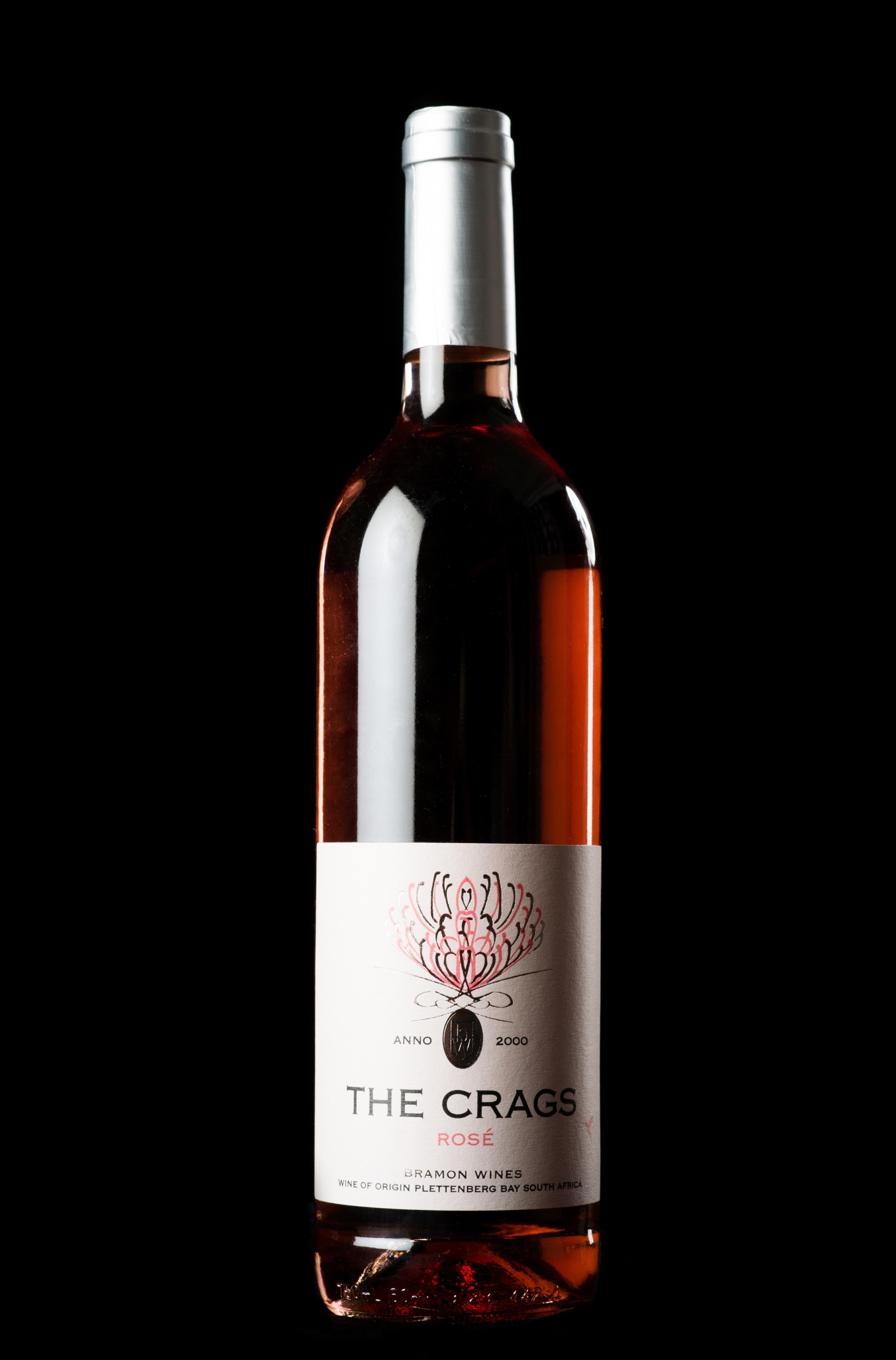 The Crags Rose - Shiraz/Pinot Noir 2018 7