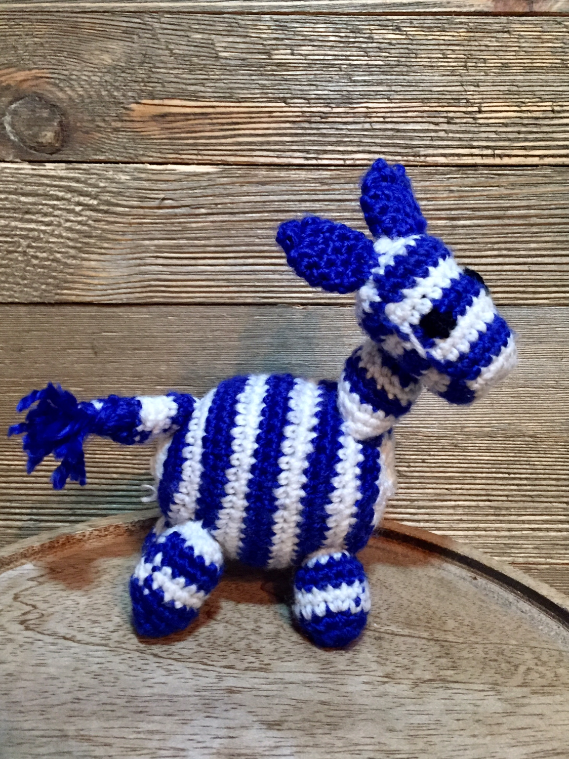 Revi Assorted Knitted Animals - Show