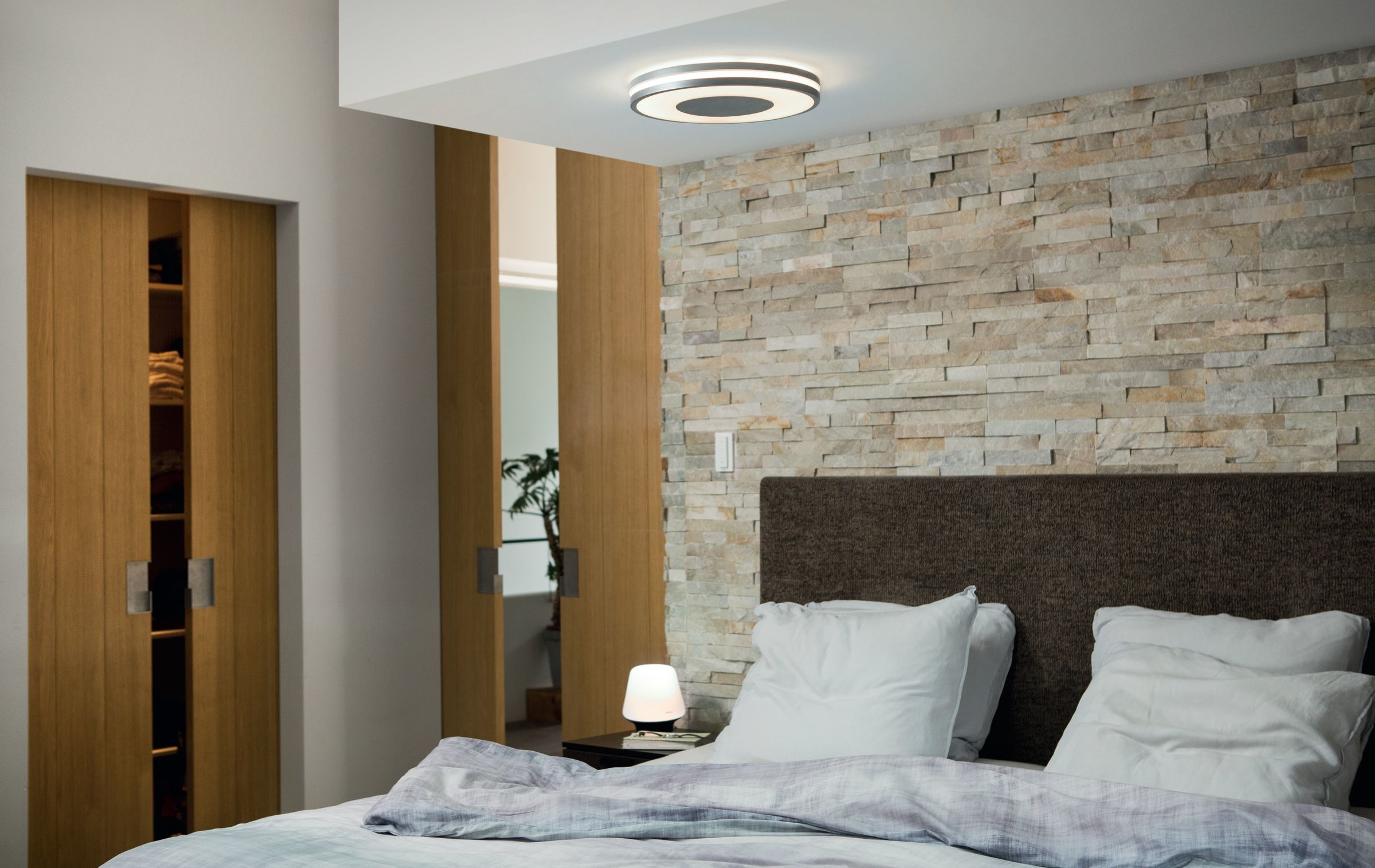 Image result for being hue ceiling lamp aluminium