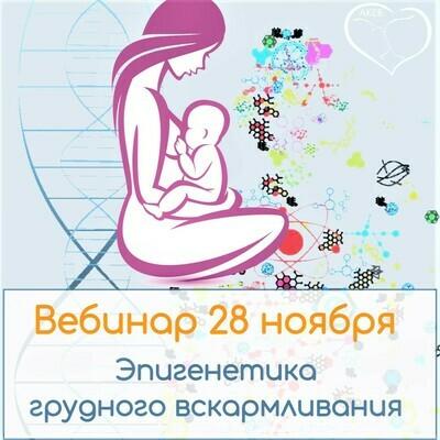 Эпигенетика грудного вскармливания 00108
