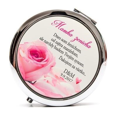 Zrkadielko: Mamka ženícha - Jemná ružička