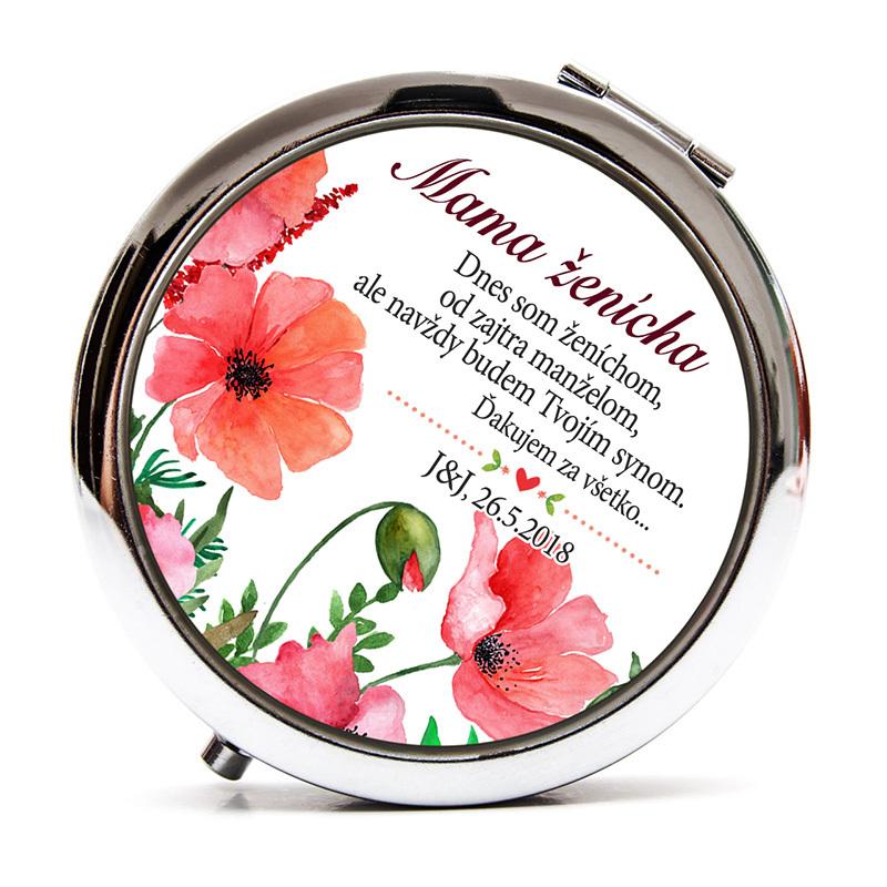 Zrkadielko: Mama ženícha - Divé maky 00472