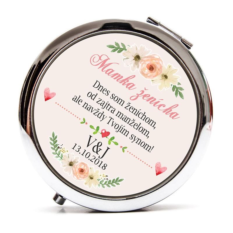 Mamka ženícha - cream 00477