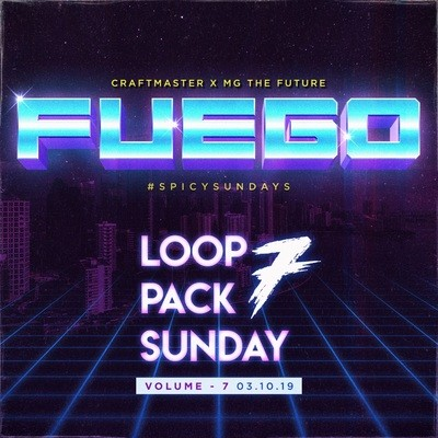 Loop Pack Sundays Vol 7