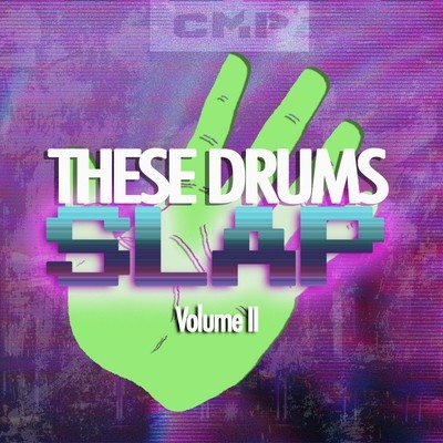 THESE DRUMS SLAP VOL 2