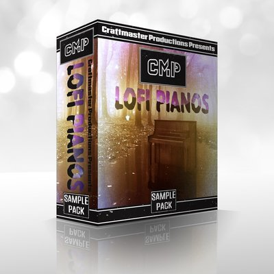 LoFi Pianos Sample Pack