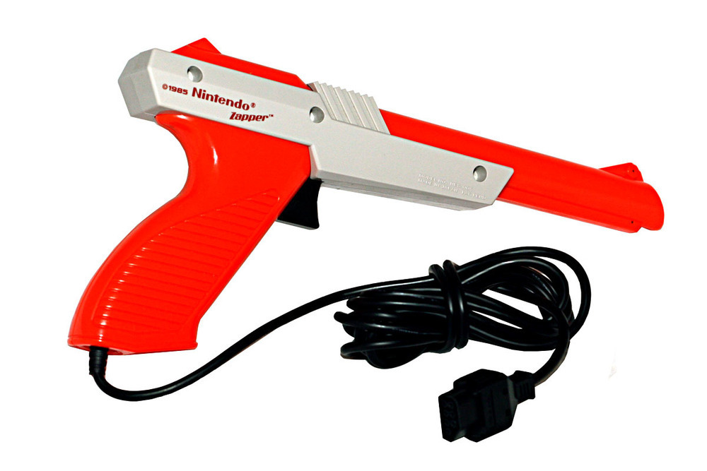 Zapper Orange (NES)