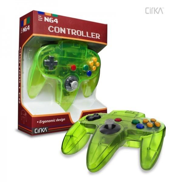 N64 Controller (Green)