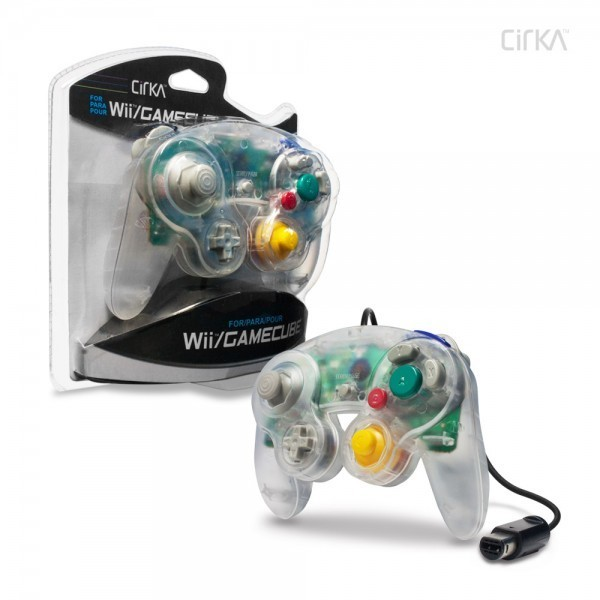 Gamecube Controller (Clear)