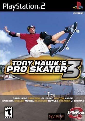 Tony Hawk Pro Skater 3 (PS2)