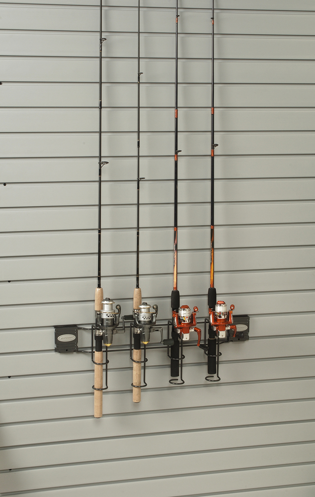 HandiWALL Fishing Rod Holder