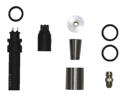 Basic Rehead Kit for 4.76 mm (3/16 inch) four-conductor cableheads