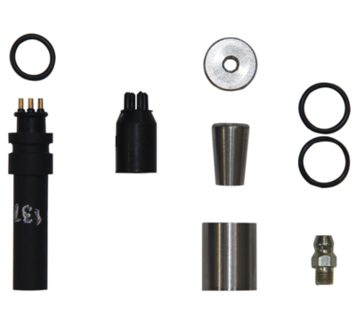 Basic Rehead Kit for 6.37 mm (1/4 inch) four-conductor cable
