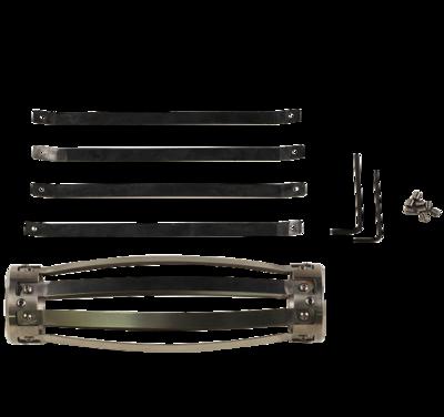 "Non-ferrous metallic centralizers for 40 mm diameter probes, boreholes 56-89 mm (2.2-3.5"") in diameter"