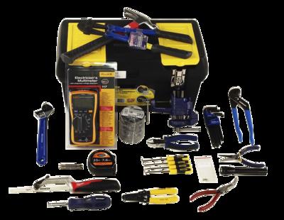 Basic Borehole Logging Tool Kit
