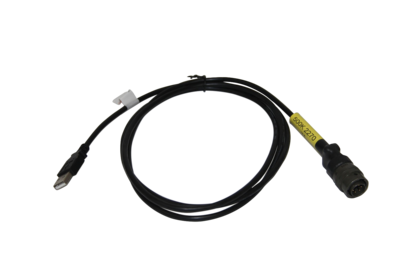 Cable between Matrix/Scout data logger and a USB computer port