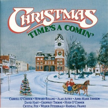 "Christmas Time's A Comin'  ""In the Heat of the Night"" Cast and Friends (Charity Christmas CD)"