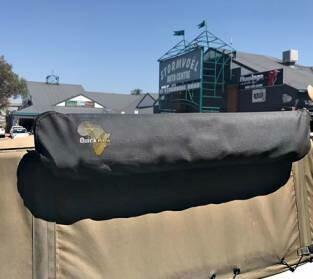 Quick-En-Suite Bag Unit