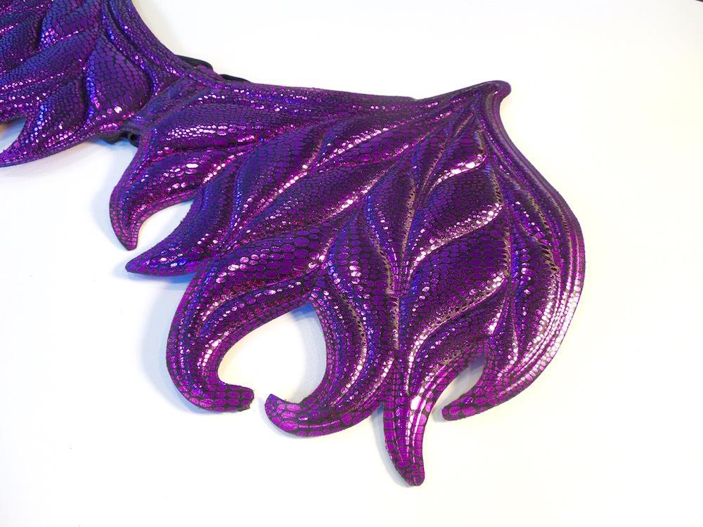 Purple/Pink Reversible Wings