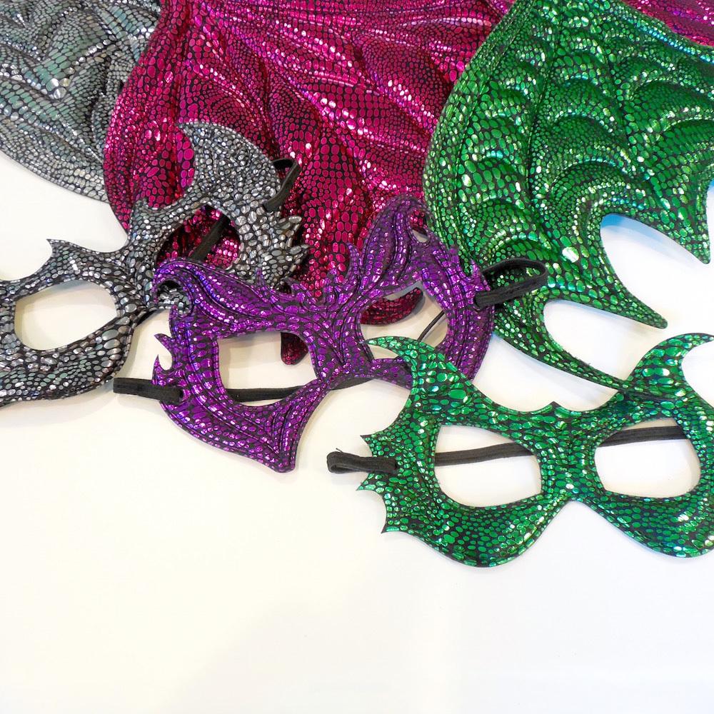 Dragon Wings & Mask Set 40150