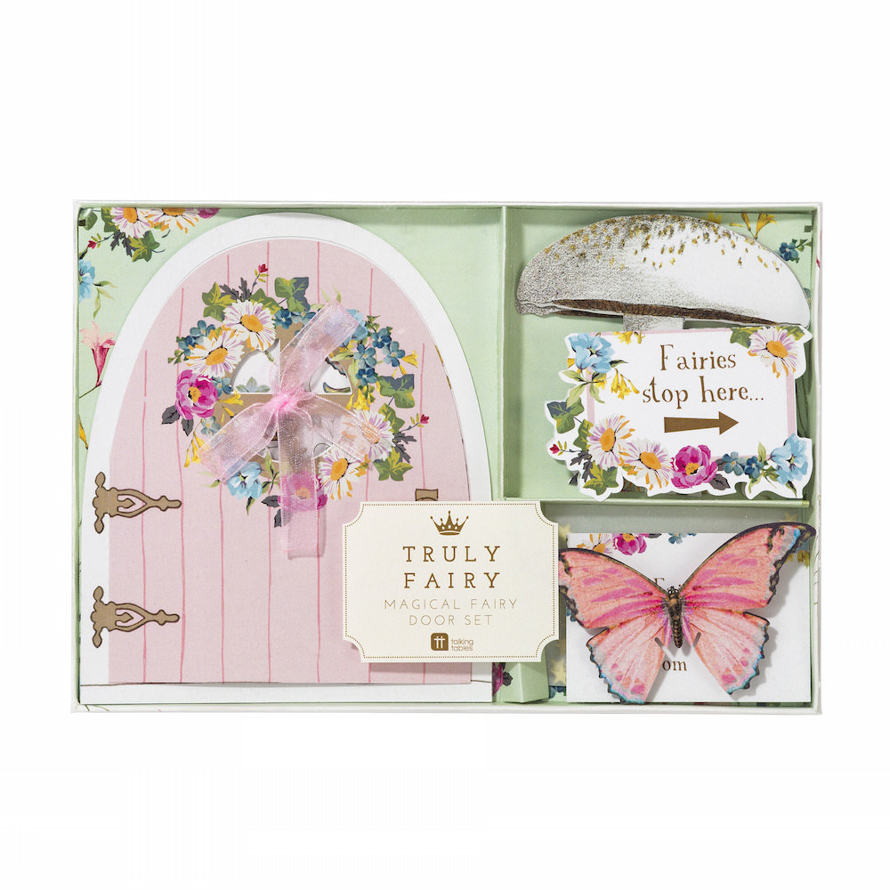 Truly Fairy Door Set 30207