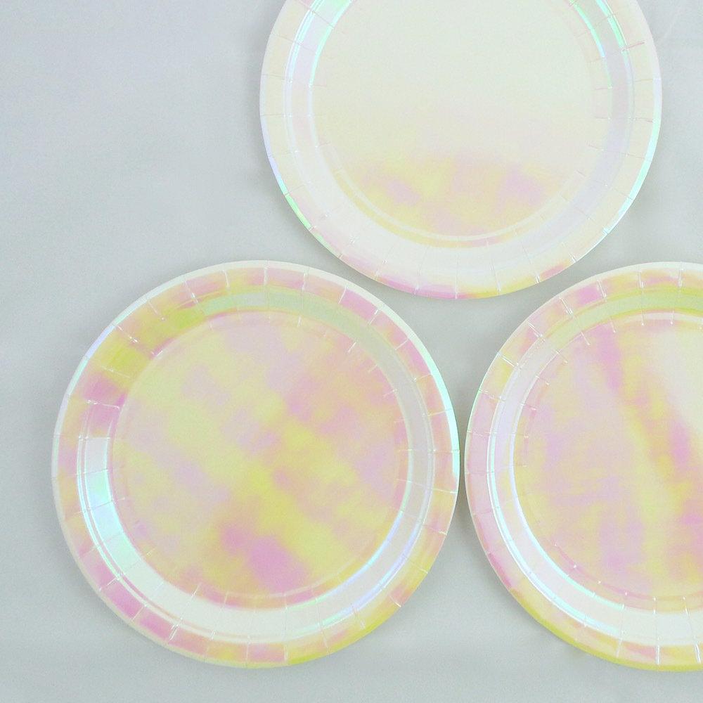 Iridescent Plate 30210