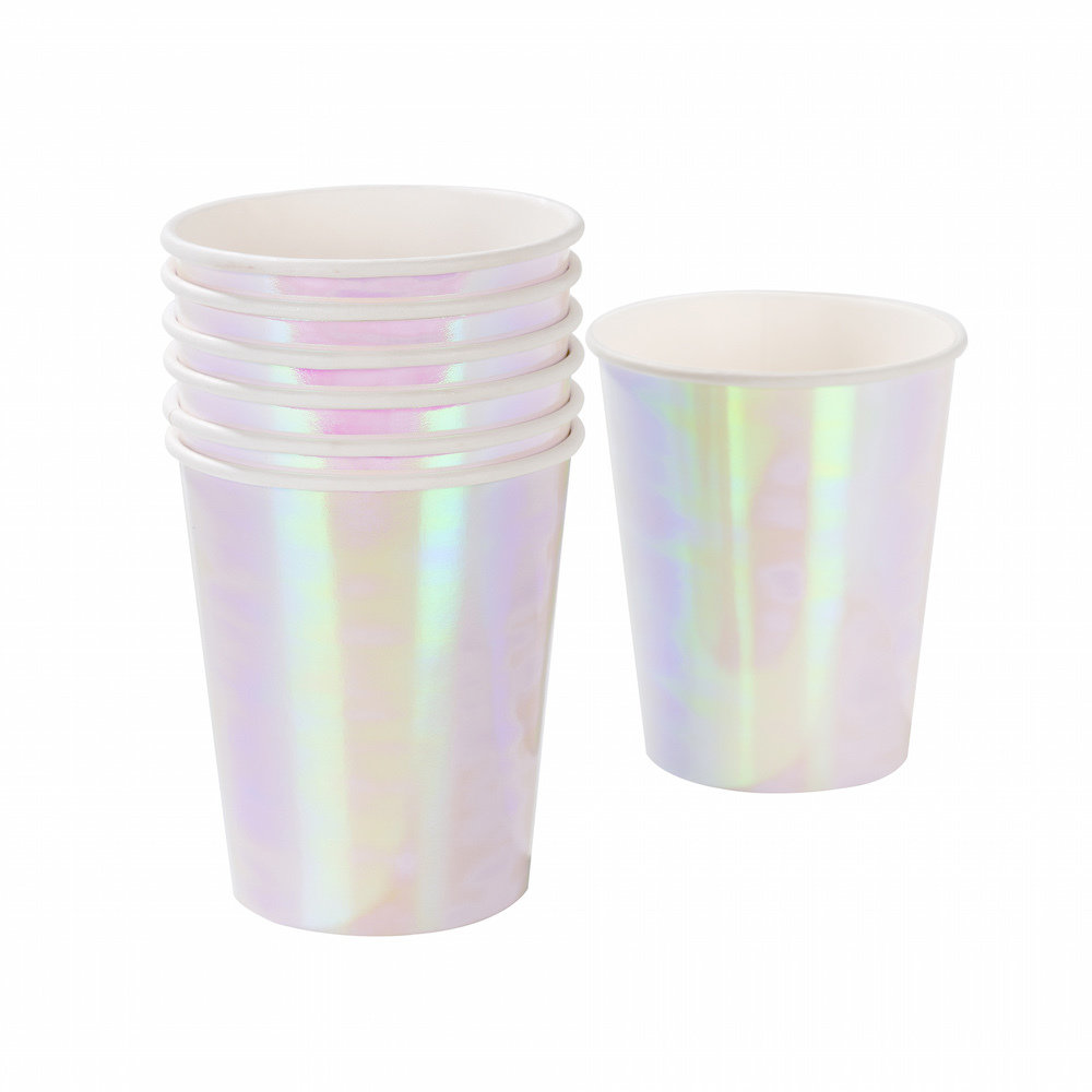 Iridescent Paper Cup 30211