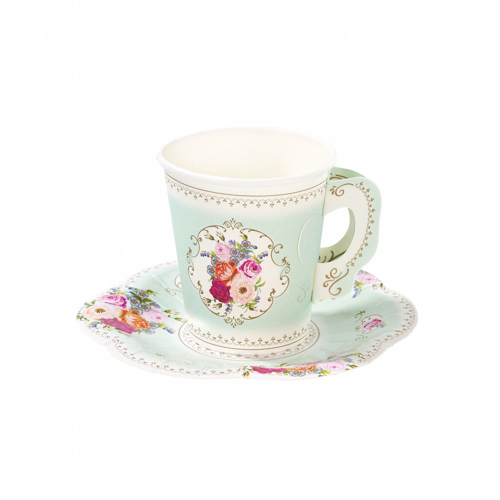 Truly Scrumptious Cups & Saucers Set 30223