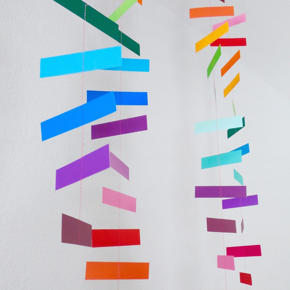 Rainbow Garland 22002