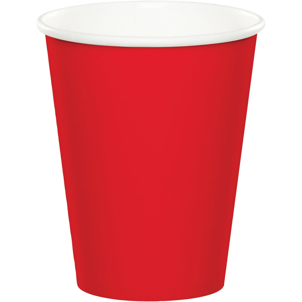 Touch of Color Collection Paper Cups 60004